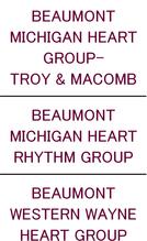 Beaumont Michigan Heart Group